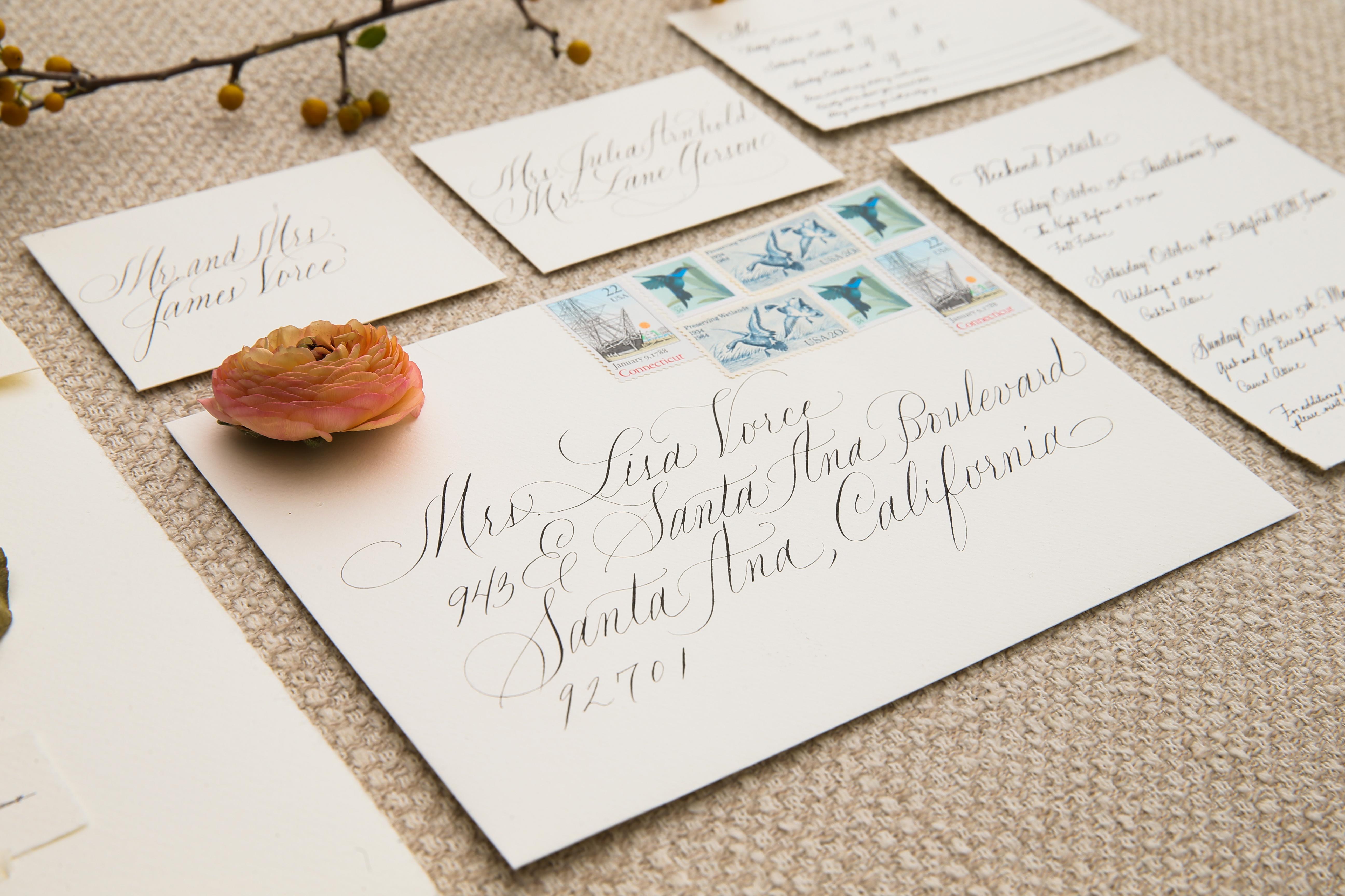 Todo Sobre La Invitaciones De Tu Casamiento