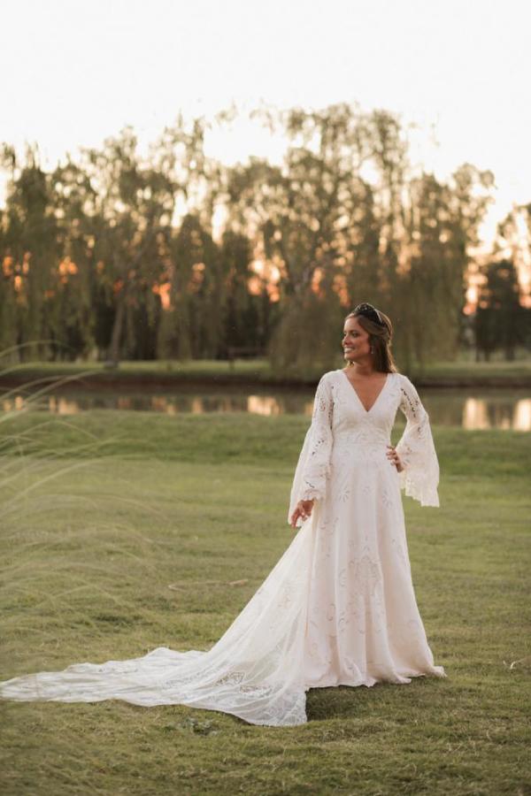 diseñadores de vestido de novia