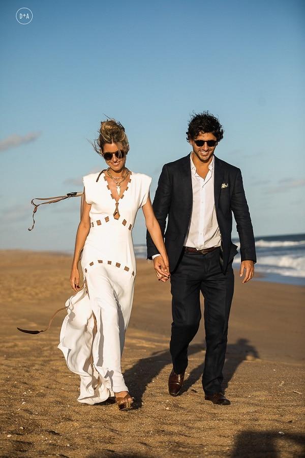 vestidos de novia novias para recordar playa