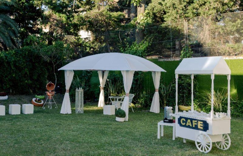salones de fiestas Montevideo Capybara