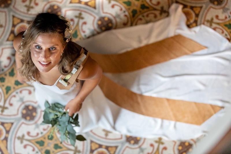 los fotógrafos de bodas UN CASAMIENTO INOLVIDABLE