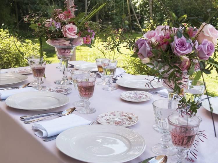 los arreglos florales de tu casamiento