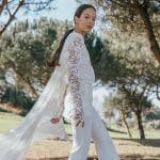 La colección cápsula para novias de Sofía Carluccio