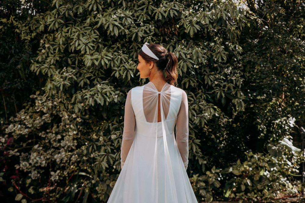 Carta de una novia que se casó en tiempos de Covid vestidos de novias laura sorhuet
