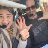 Una luna de miel por Uruguay en avión