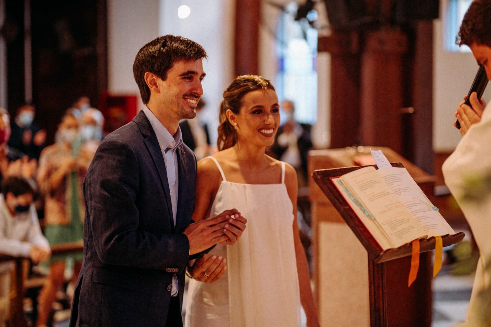 novios casamiento en pandemia