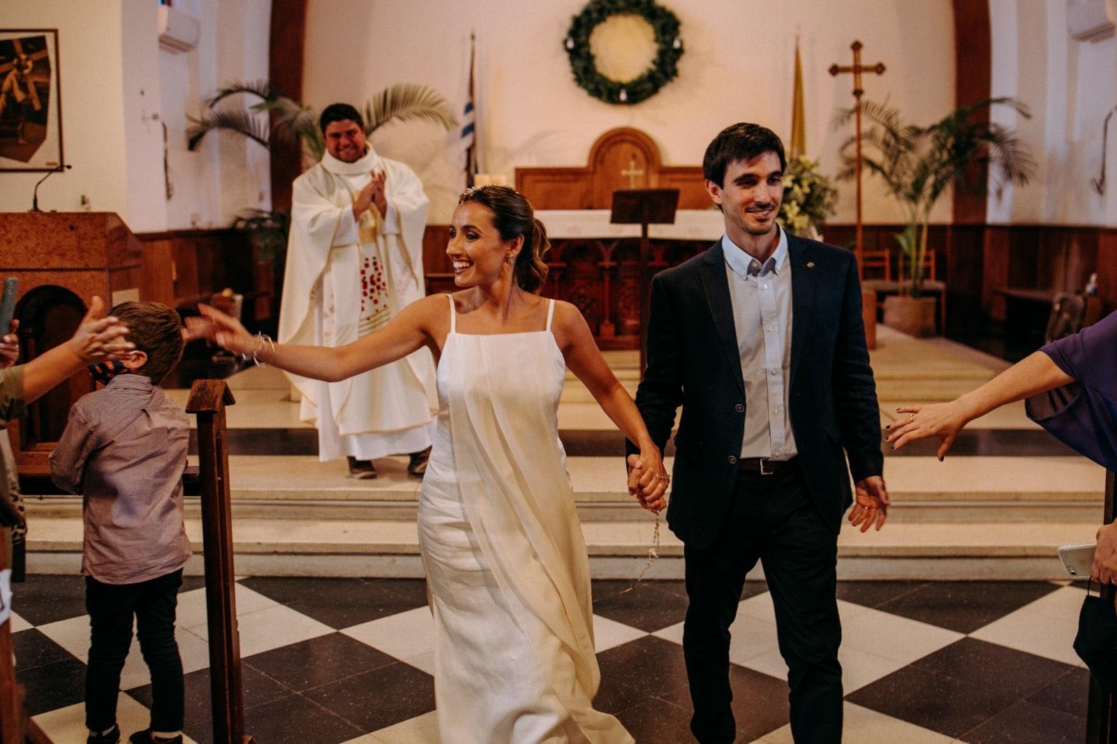 casamiento en pandemia en stella maris