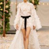 15 Vestidos de novia de los desfiles de alta costura de Paris 2021