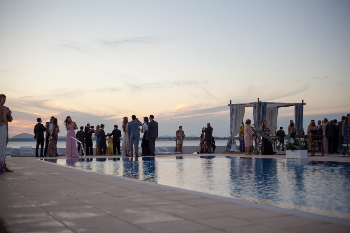 Los mejores lugares para casarte en Punta del Este club de los balleneros