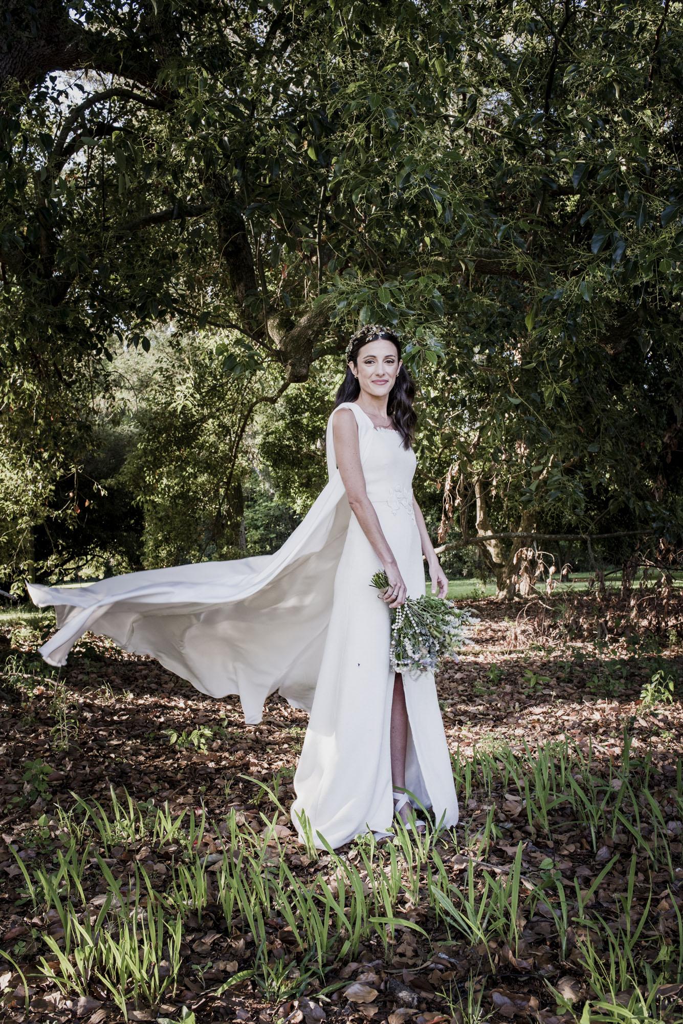 Un casamiento en una estancia argentina novia Lucrecia Grassi