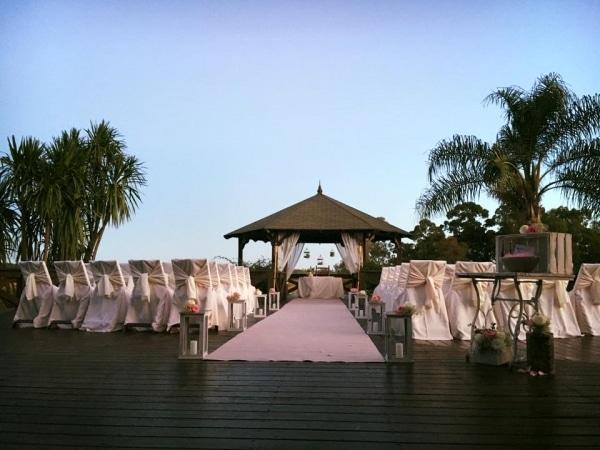 El Solar Chacra de eventos casamientos