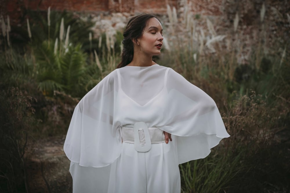 Victoria Vidiella presenta su nueva colección de vestidos de novia