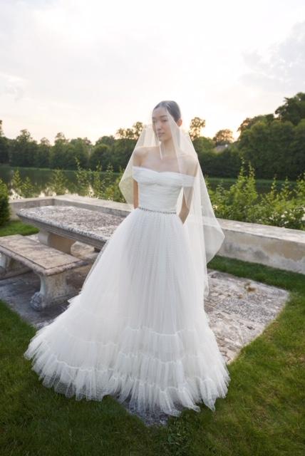 17 vestidos de novia strapless