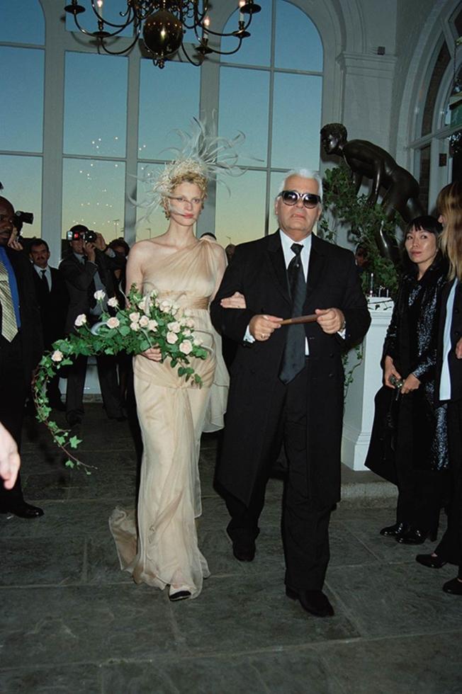 Vestidos de novia de modelos