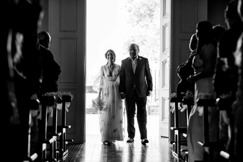 un casamiento en carmelo